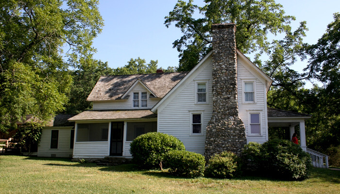 Laura Ingalls Wilder House