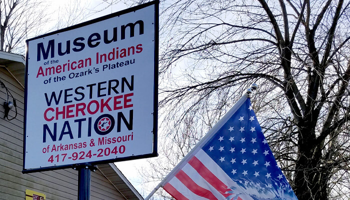 Museum of the American Indians of the Ozark's Plateau
